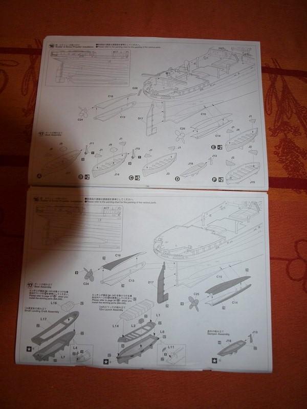 Hikawa Maru liner/ Hein maru aide logistique sous marin 540990P2034287Copier