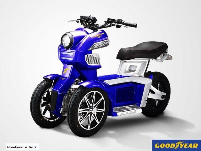 Goodyear lance des... véhicules 3 roues électriques ! 541018Goodyearego1