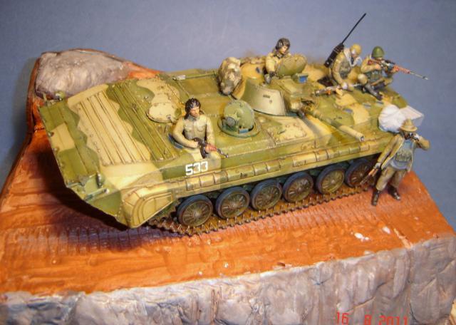 BMP-1 ESCI 1/35e 541694BMP193