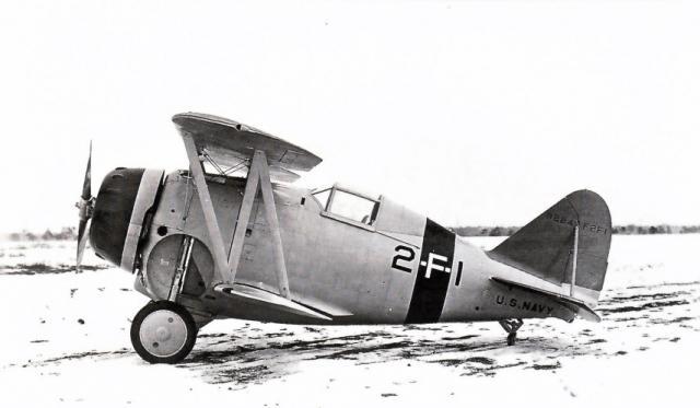 GRUMMAN F9F PANTHER  542026Grumman_F2F_1_3