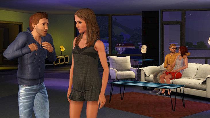 Les Sims™ 3 : Diesel Kit 54222171080screenshot02