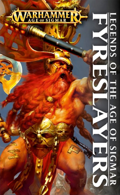 Legends of the Age of Sigmar: Fyreslayers - Recueil 542627461