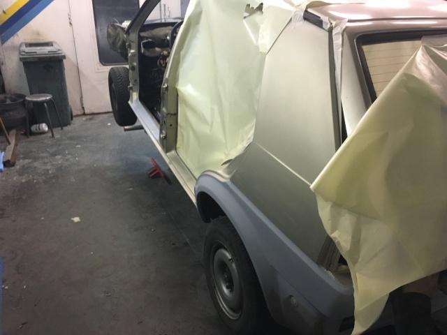 Golf2 1985 - 1.8 8V CLEAN 543547IMG0039