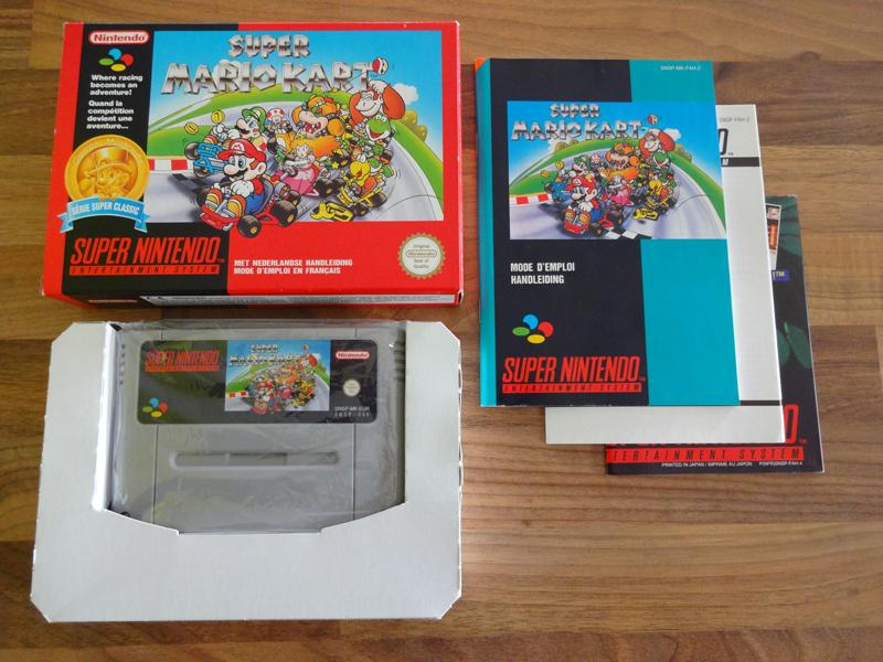 Prupru's Collection ! 100% Super Nintendo et 200% Super Comboy !! - Page 19 543677SuperMarioKartEditionSrieSuperClassicFAH2
