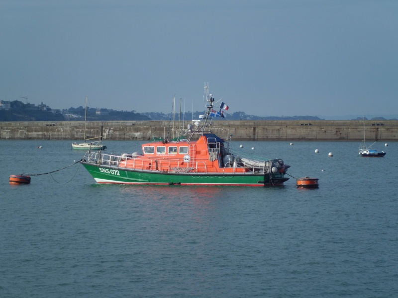POURQUOI PAS II canot 17.60m SNSM Saint-Malo sur plan au 1/20° 543750CIMG1019