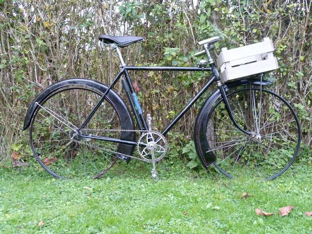 ALCYON vélo-porteur 1938 544216P1200206