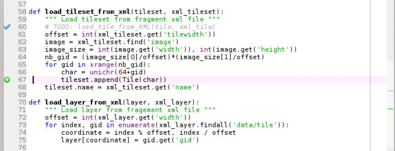 [Python]Spyder, le super éditeur de code, et aide au debug 545551debuggagespyder2