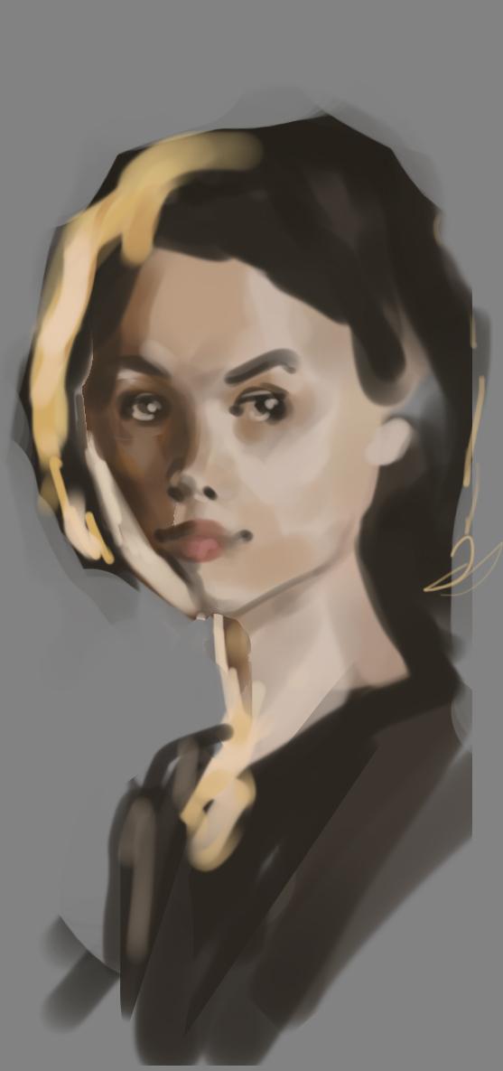 Blop is painting - LE RETOUR SANS CONCESSIONS 546047colorstudy84