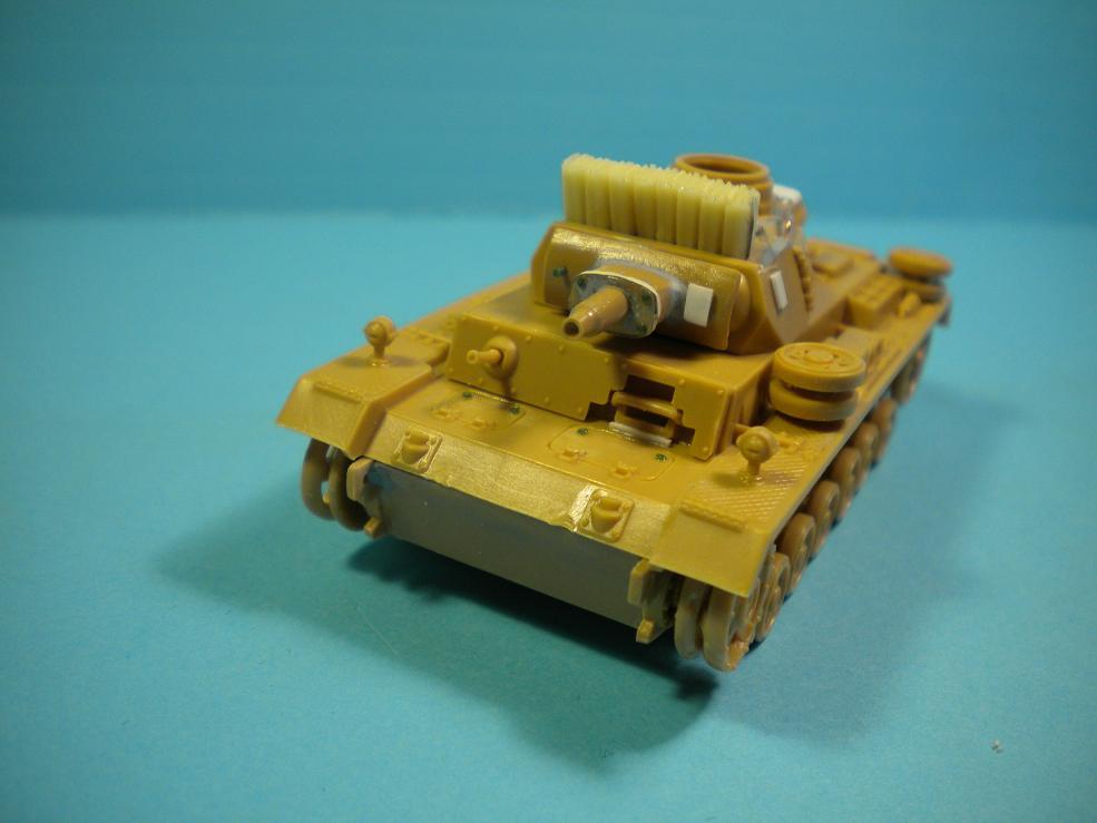 Panzer III Ausf.N - 1/72° 5465522