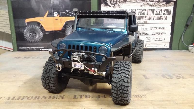 Jeep JK BRUTE Double Cab à la refonte! - Page 5 54684020141117144938