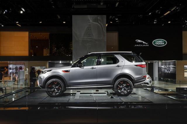 Nouveau Discovery SVX : Land Rover dévoile son champion tout-terrain au Salon de Francfort 546844jlrfrankfurt2017027