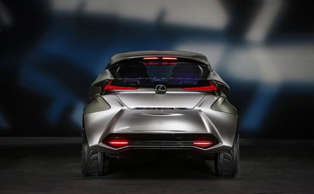 Le Lexus LF-SA Concept Révélé En Première Mondiale 546889LEXUSLFSA19GENEVAMS2015