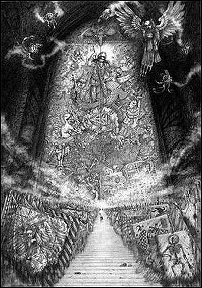[Horus Heresy] Fanfiction : La Bataille de Terra (Projet et discussions) - Page 2 547514Portedeleternite