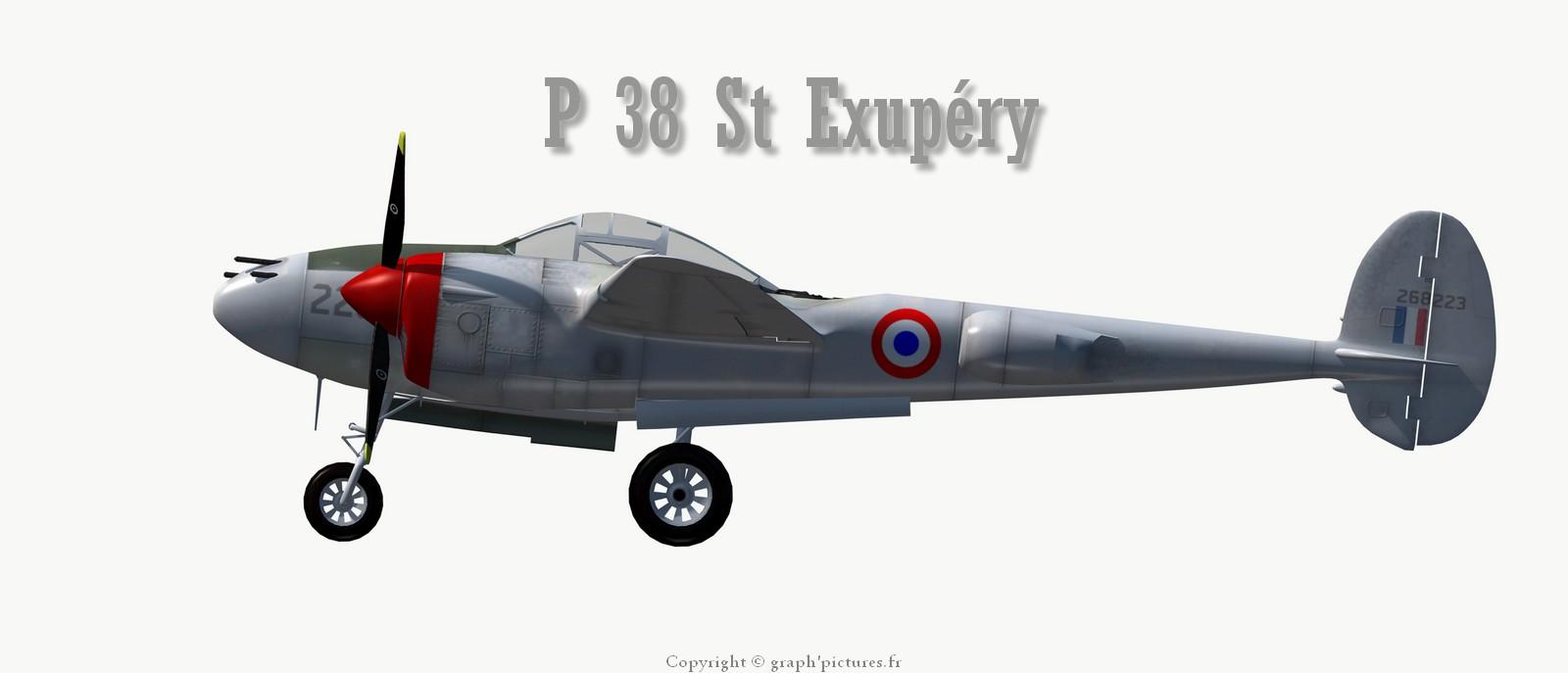 P38 lightning 547807profilstexupryp38