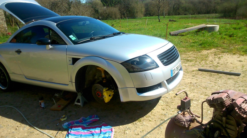 Fast & Furious TT MK1 225CV - Page 2 547932DSC0925
