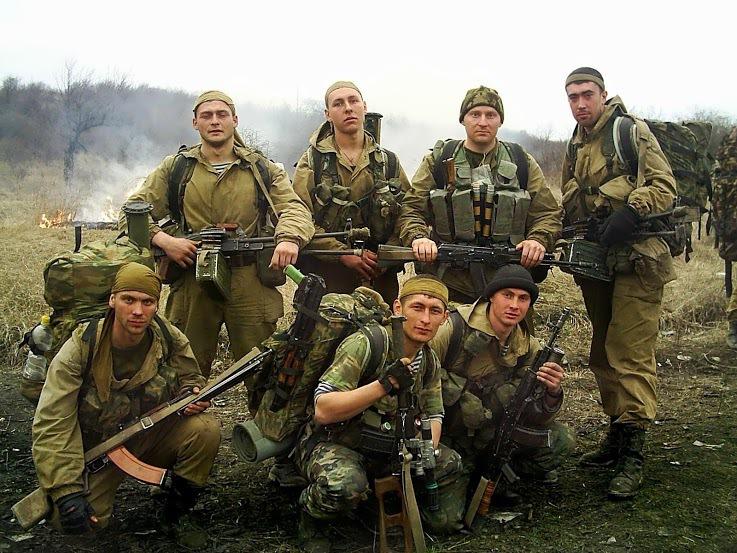SPETSNAZ GRU Chechnya 1999 549170AtackaRussianAirsoftWeaponsVSSVintorezandASVal69