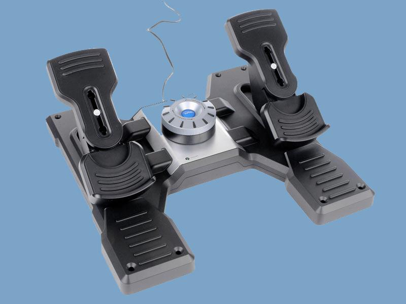 [Partage] Mon étalonnage Yoke et Rudder pedals de chez Saitek 550430794