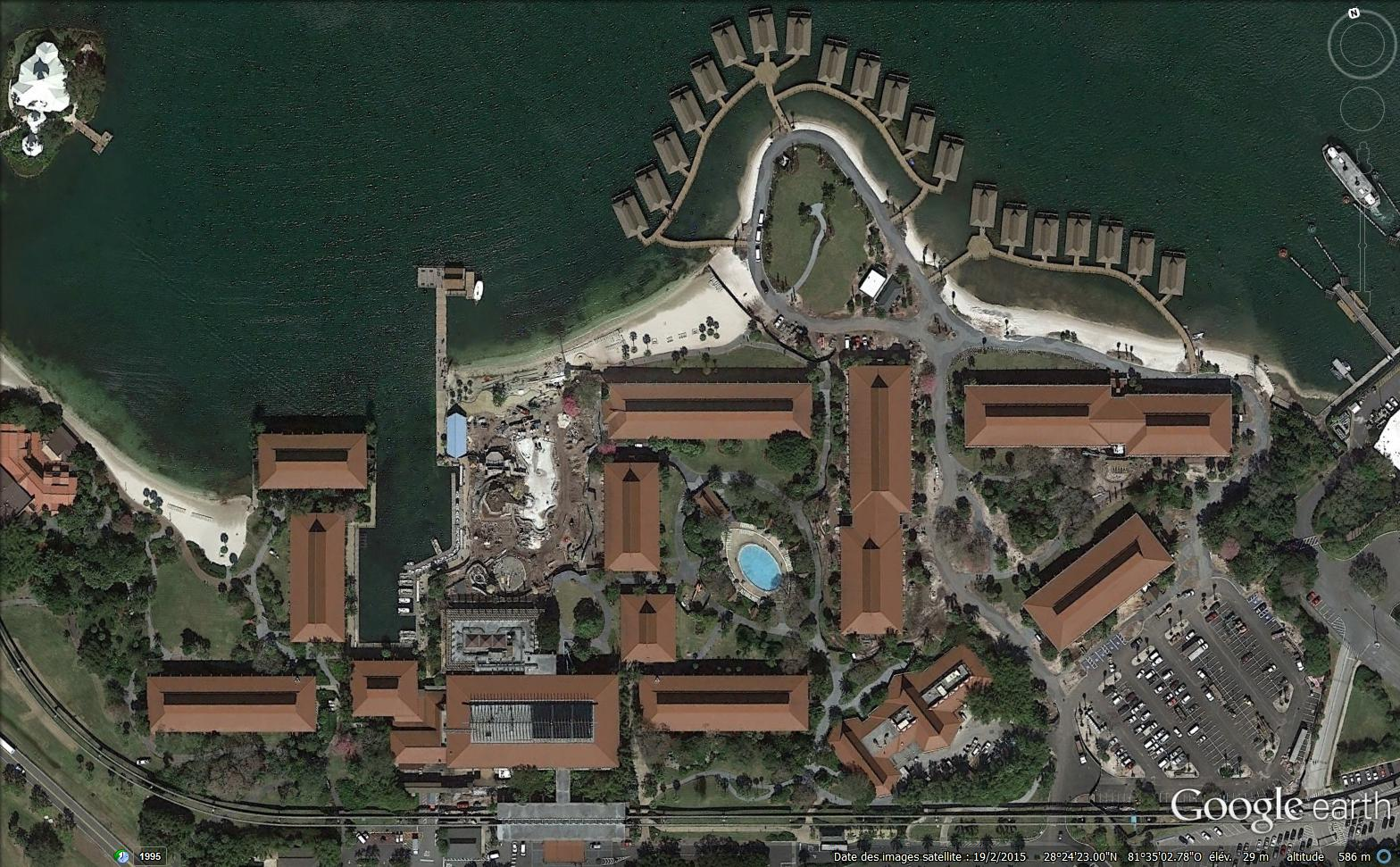[Disney's Polynesian Village Resort] Relooking de l'hôtel + Disney Vacation Club (2015) - Page 4 550778POLYaerial2015