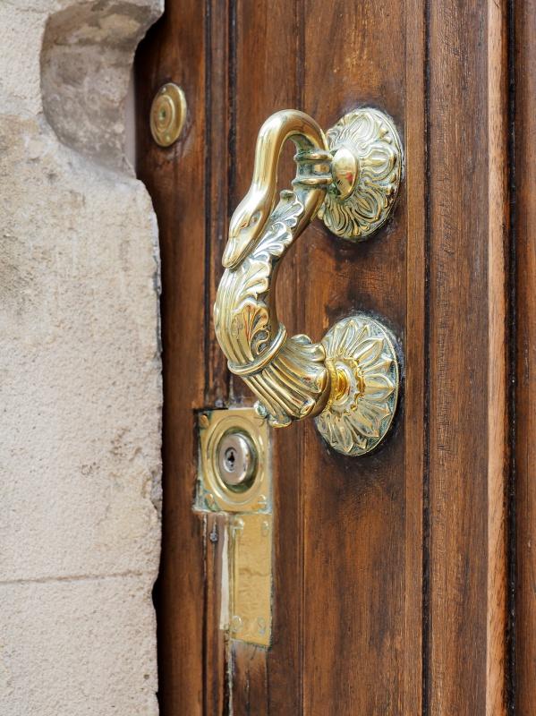 Heurtoirs - Marteaux de portes 551542P9153875a