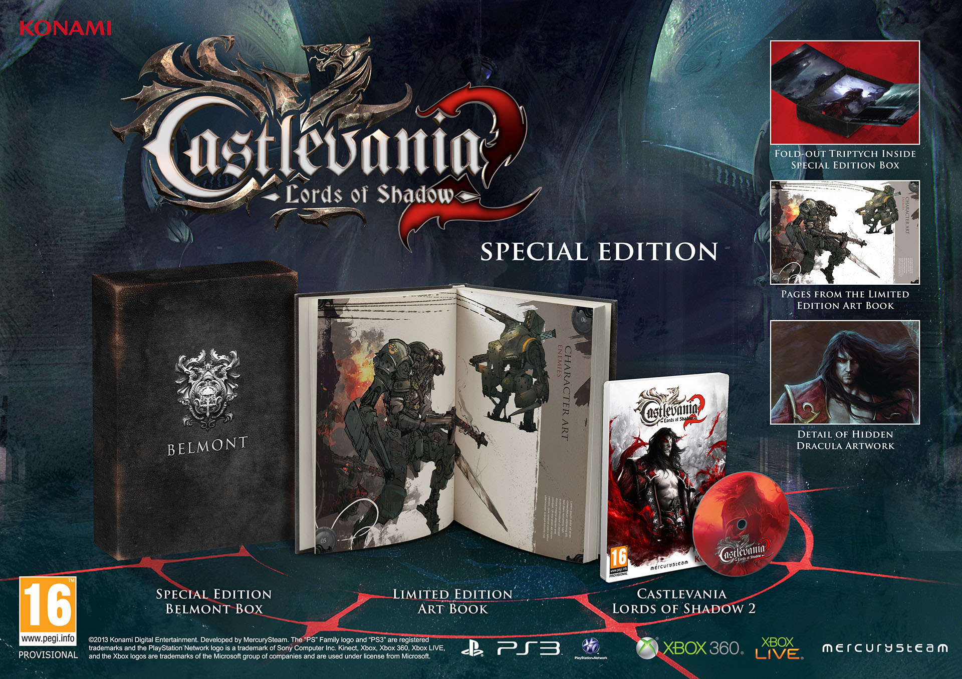 Castlevania Lords of Shadow 1 et 2 551873PubSpecialEditionlarge