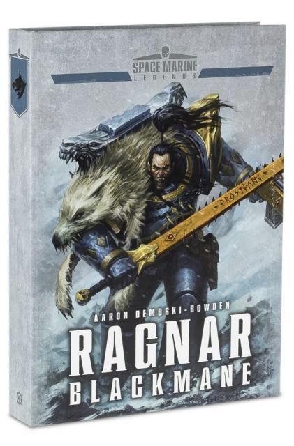 Ragnar Blackmane d'Aaron Dembski Bowden 552268RagnarBlackmaneOC