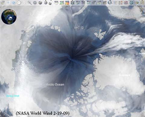 Le mythe des ouvertures polaires 552430NASAWORLDWIDENorthPoleR