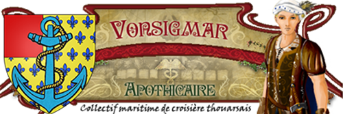 [Thouars] Apothicairerie thouarsaise - Dr. Vonsigmar Garden 552435BannireCMCT