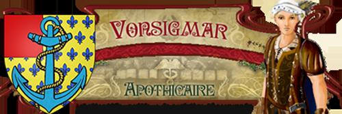 Vonsigmar - Thouars [Voie de la médecine] 552435BannireCMCT