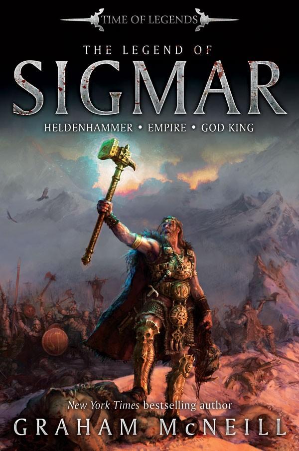The Legend of Sigmar (Omnibus) de Graham McNeill 552483legendofsigmar