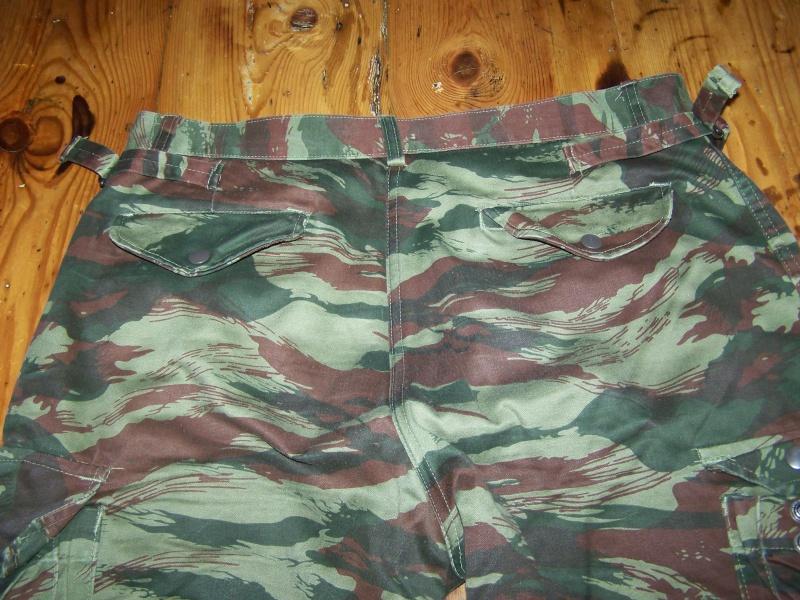 Pantalon 47/56 pour l'export 5530990000418