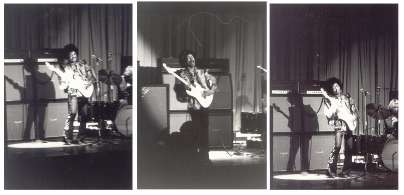 Gothenburg (Lorensbergs Cirkus) : 8 janvier 1969 [Second concert] 553319Image224