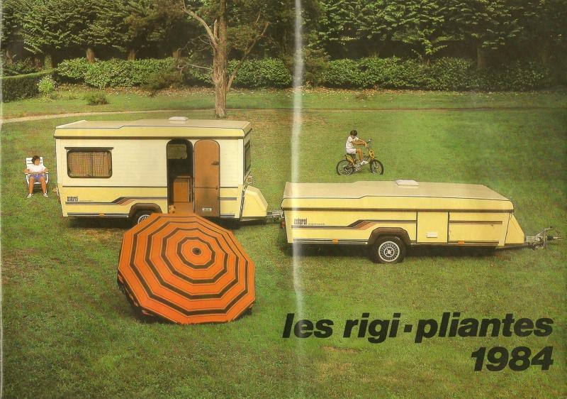 Les Esterel, début 80' 553783Brochure2001