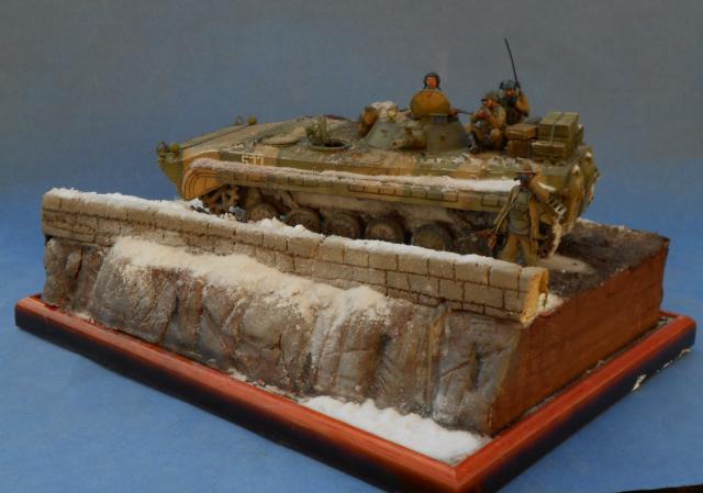 BMP-1 ESCI 1/35e 554112BMP1111