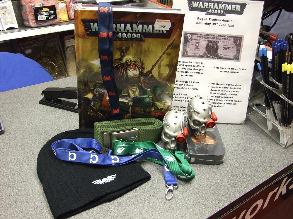Le Livre de Règles de Warhammer 40,000 - V6 (Topic officiel) 55418430juin2