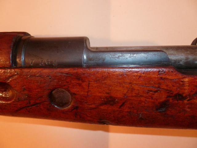 Mauser RADOM modèle 1937 554205WZ37D
