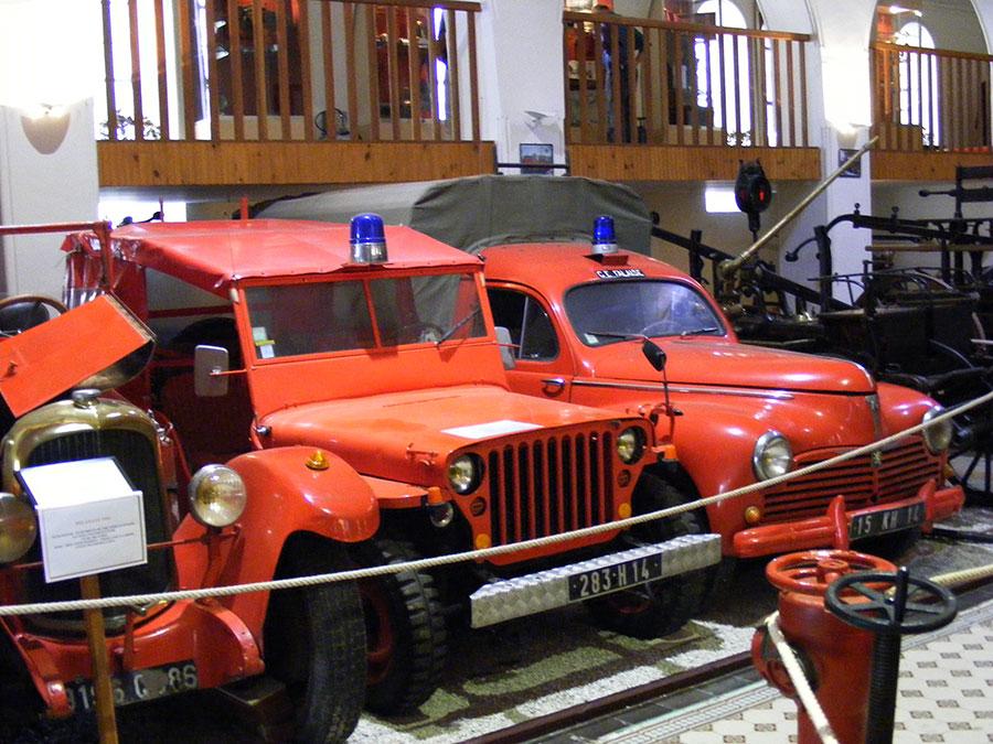 Musée des Pompiers de Bagnoles de l'Orne (Calvados) [fermé] 554486DSCF1729z9
