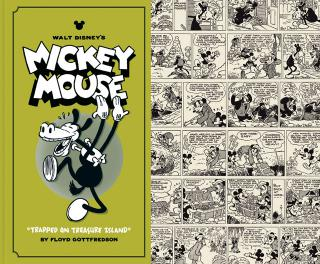 L'Âge d'Or de Mickey Mouse • Intégrale Floyd Gottfredson [Glénat - 2011] 555469dd9e975e3c14c2a142383c9f1c9549b0