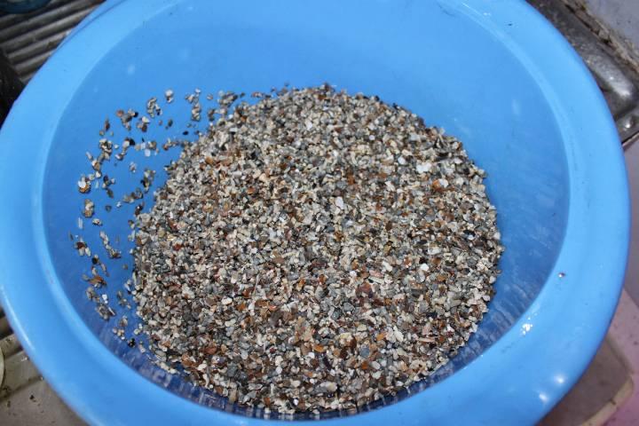 réalisation de pierres artificielle pour récifale 556393PXR_IMG_0015