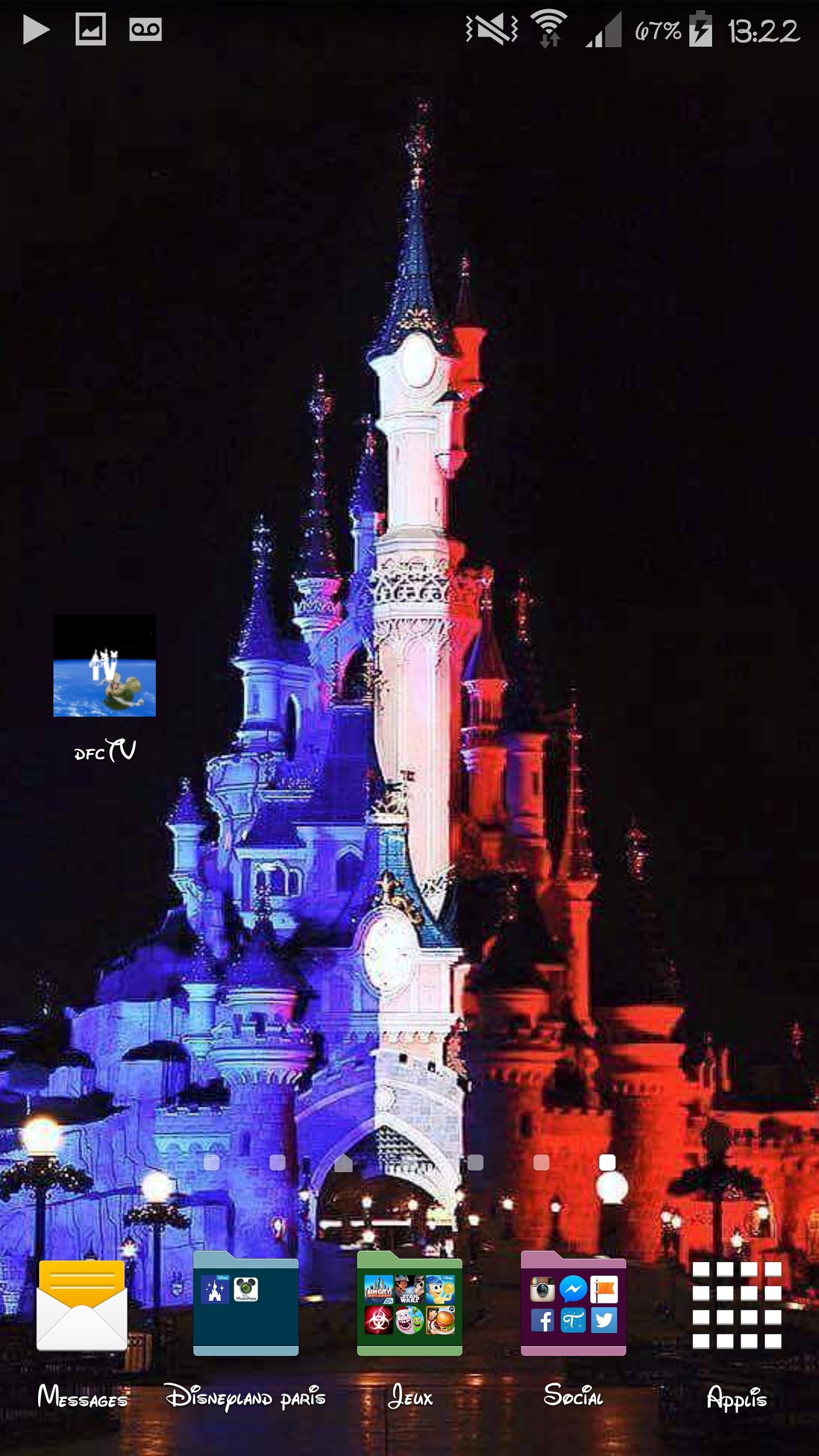 dfcTV : l'aplication mobile 556805Screenshot201602021322171