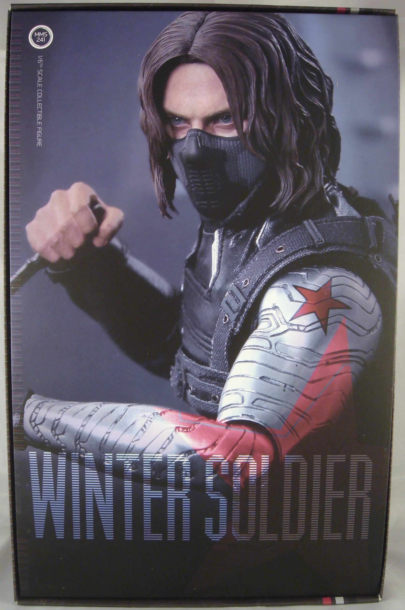 CAPTAIN AMERICA : THE WINTER SOLDIER - WINTER SOLDIER (MMS241) 557558DSC07520