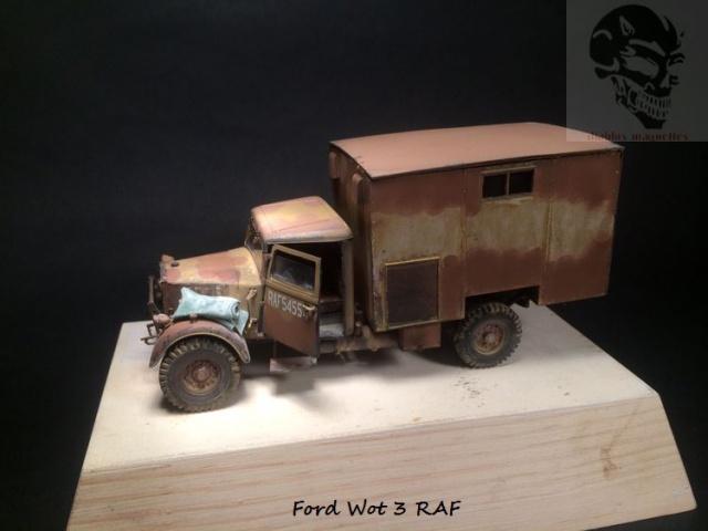 Ford Wot 3 RAF - Plus Model - 1/35 558477IMG3714