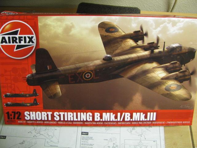 Short Stirling MkIII BF513 75 RAF Sqn Airfix 1/72.... définitivement arrêté. 559082IMG0290