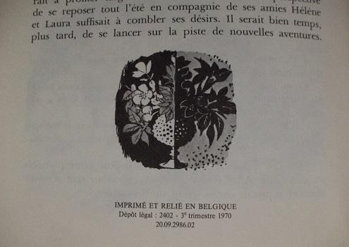 Les anciennes éditions de la série Alice. 559848aa008