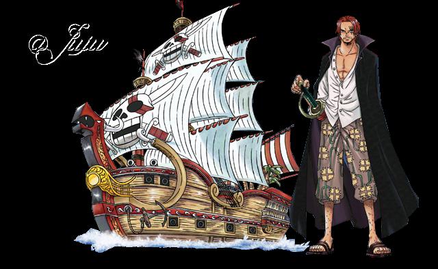 One Piece 560373shanksplusbateau