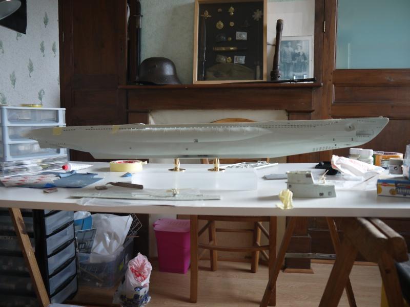 U boat VIIc  Set pe résine Eduard / CMK 560806P1020182