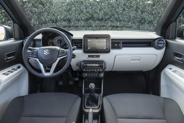 Suzuki IGNIS, Le nouveau SUVultra compact  560916Suzukiignis16