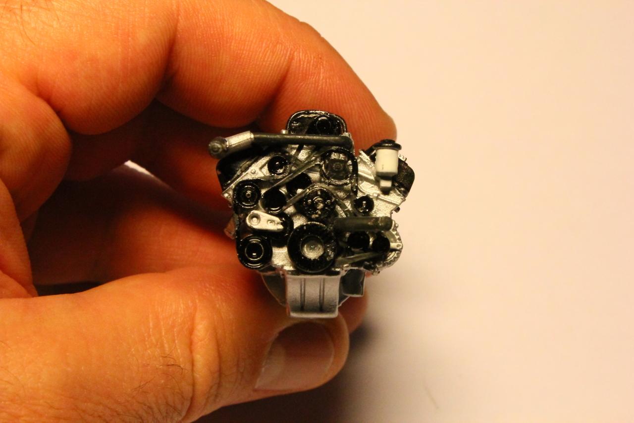 Voiture [Shelby GT500] Revell 1:25  560935DPP0004