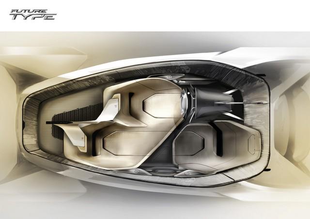 Concept Jaguar Future-Type : La Vision De Jaguar Pour 2040 Et Au-Delà 561513futuretype16