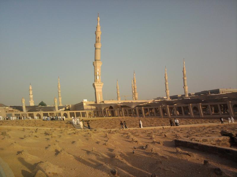 المدينة المنورة 561559Haramvdba9i3