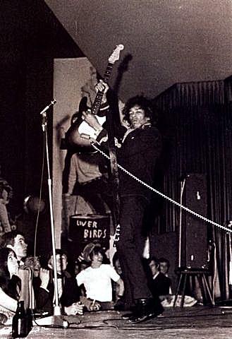 Hambourg (Star Club) : 17 mars 1967 [Second concert] 561939starclub67